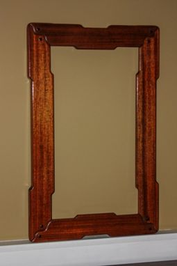 Custom Made Arts And Crafts Frame
