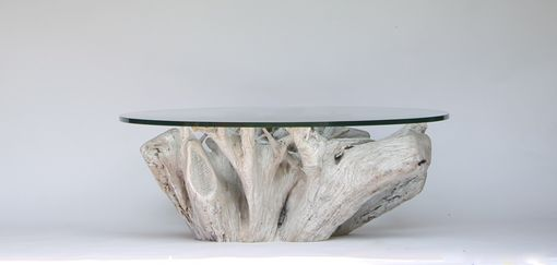 Custom Made Driftwood Coffee Table