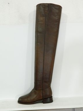 Custom Made Roper 32 Inchest Thigh High Boots Made To Order To Your Size