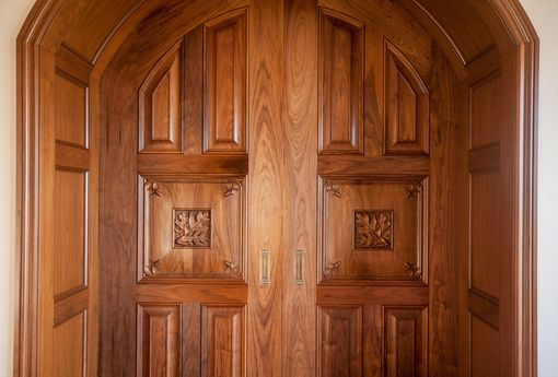 Custom Made Grade Hall Doors