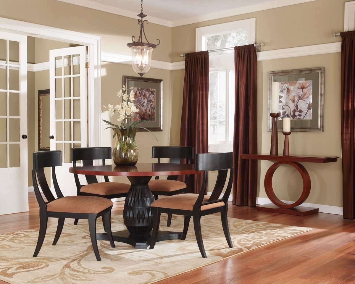 Hand Crafted Klismos Dining Chairs By Access Designer Decor