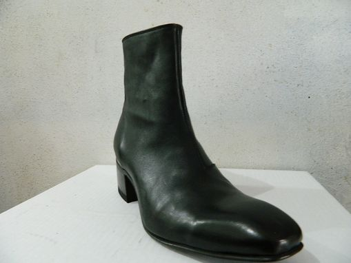 Custom Made Mens Dress Ankle Boots 2.5 Heels