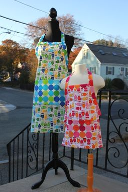 Custom Made Apron Set