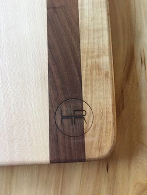 Custom Made Hardwood Cuting Board / Serving Board