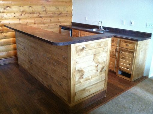 Custom Made Bar- Country