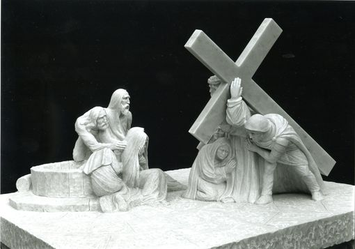 Custom Made Stations Of The Cross