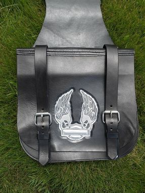 Custom Made Saddlebags