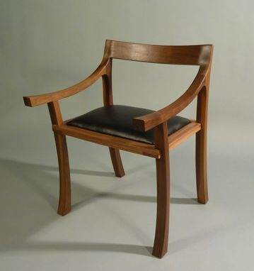 Custom Made Tutka Reading Chair