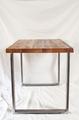 Custom Made Reclaimed Desk