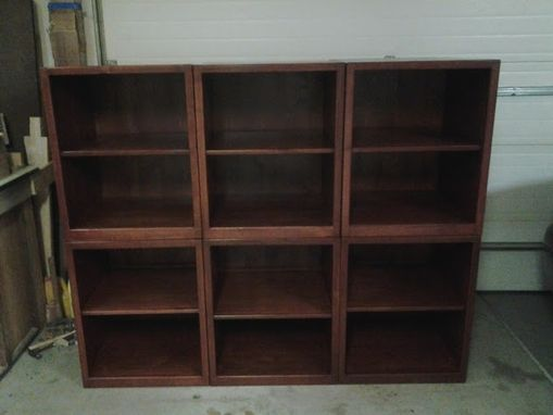 Custom Made Amy's Storage Shelves
