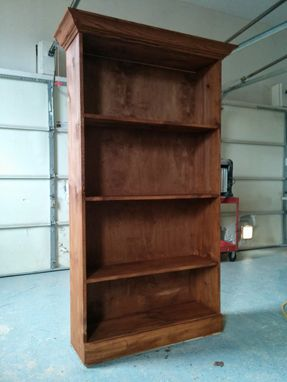 Custom Made Bookshelf