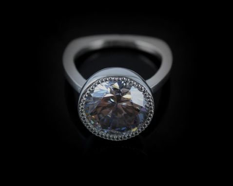 Custom Made Solitaire Ring