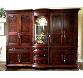 Custom Made French Provincial Armoires