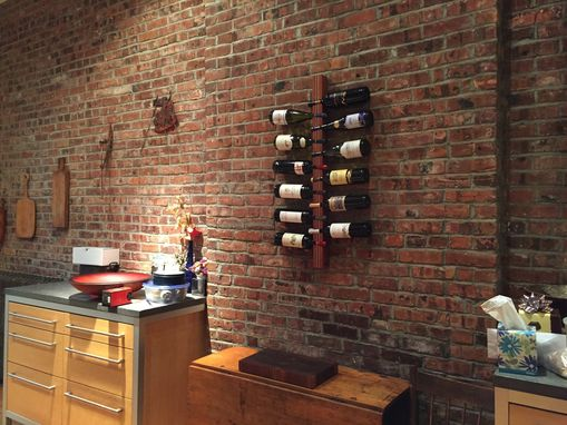 Custom Made Wine Rack
