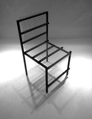Custom Made Stackable Park Chair (In Development)