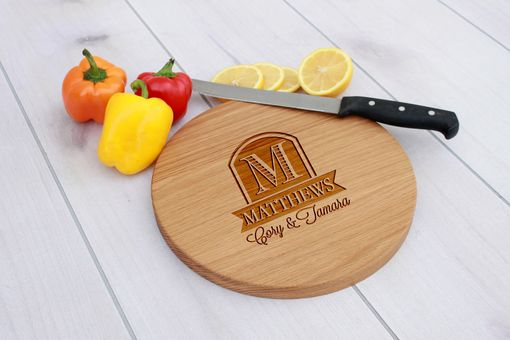 Custom Made Personalized Cutting Board, Engraved Cutting Board, Custom Wedding Gift – Cbr-Wo-Matthews