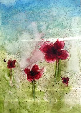 Custom Made Nature Watercolor Paintings