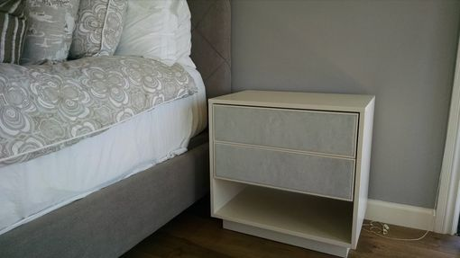 Custom Made Custom Made Nightstands