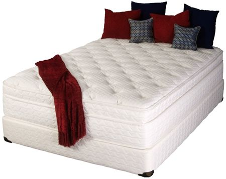 Custom Made Latex Foam Pillowtop Mattress