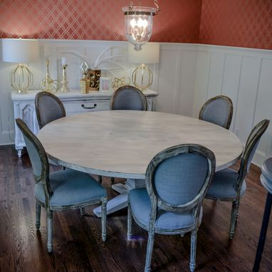 Custom Made Pamlico Dining Table