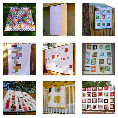 Custom Made Custom Handmade Lap Quilt Or Wall Hanging