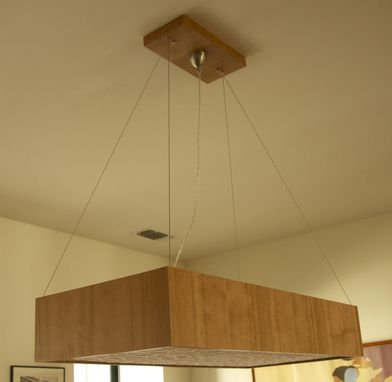 Custom Made Dining Room Light Fixture