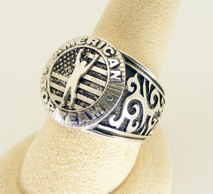 Custom Made Top Team Mixed Martial Arts Ring