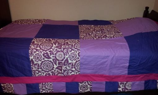 Custom Made Custom Ordered Quilts