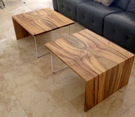 Custom Made Modern Contemporary Coffee Table