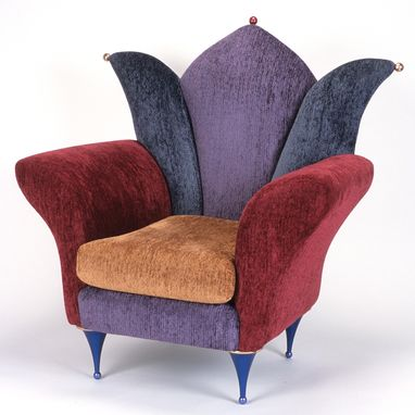 Custom Made Jester Chair