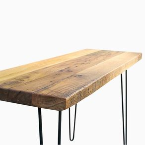 Wood Entry Table entryway tables, hall tables, accent tables | custom entry tables