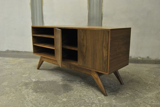 "Custom Made 60"" Credenza - Mid Century Modern Inspired"