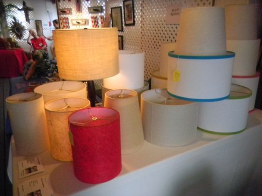 Custom Made Custom Lampshades