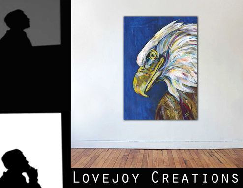 "Custom Made ""Bald Eagle"" Private Collection"