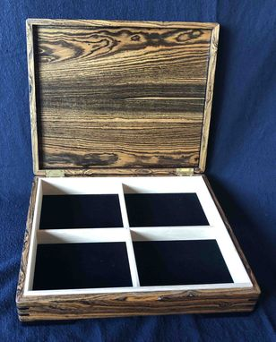 Custom Made Handcrafted Gift Jewelry Box