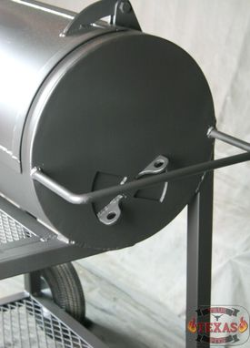 Custom Made Bbq Pit - Heavy Duty Bbq Pit - Texas Bbq Pit - Barbecue Grill - Barbeque Pit - Grill - Barbecue Pit