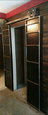 Custom Made Sliding Style Barn Doors