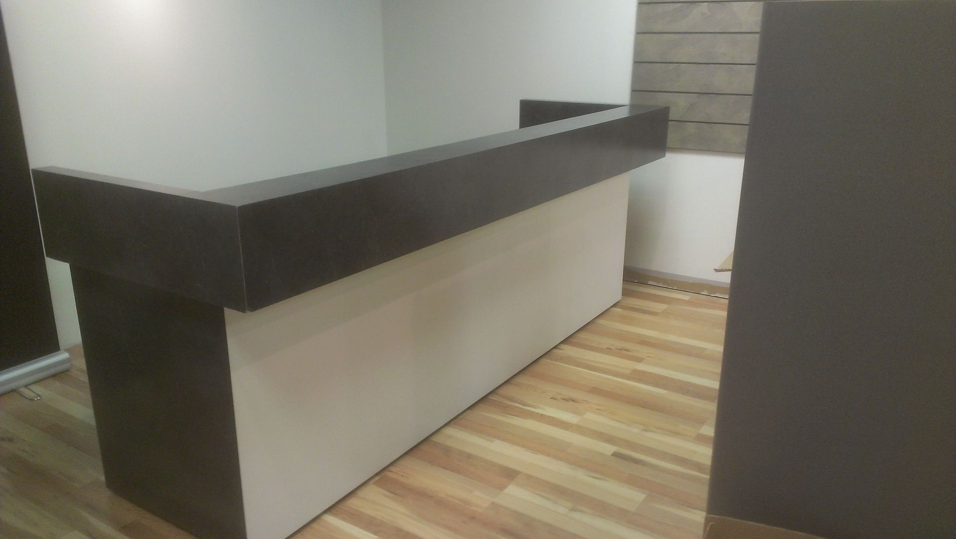 Custom Made Retail Counter By Fearons