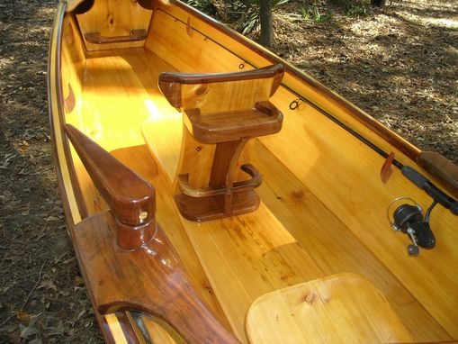 Custom Made Black River Guide Boat