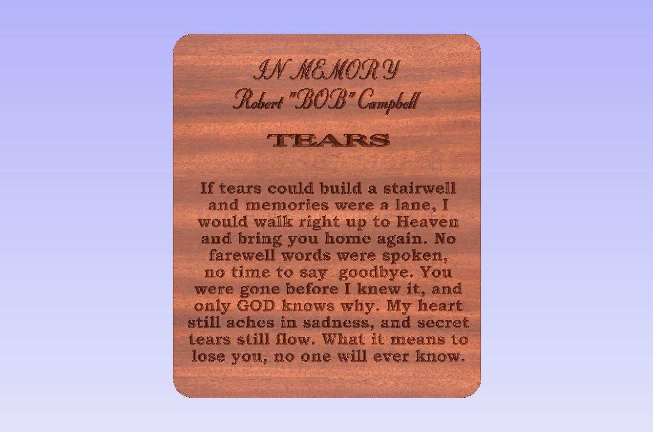 Buy Custom Design You Own Plaques, made to order from ...