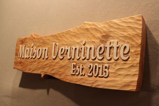 Custom Made Custom Wood Signs | Carved Wooden Signs | Handmade Signs | Home Signs