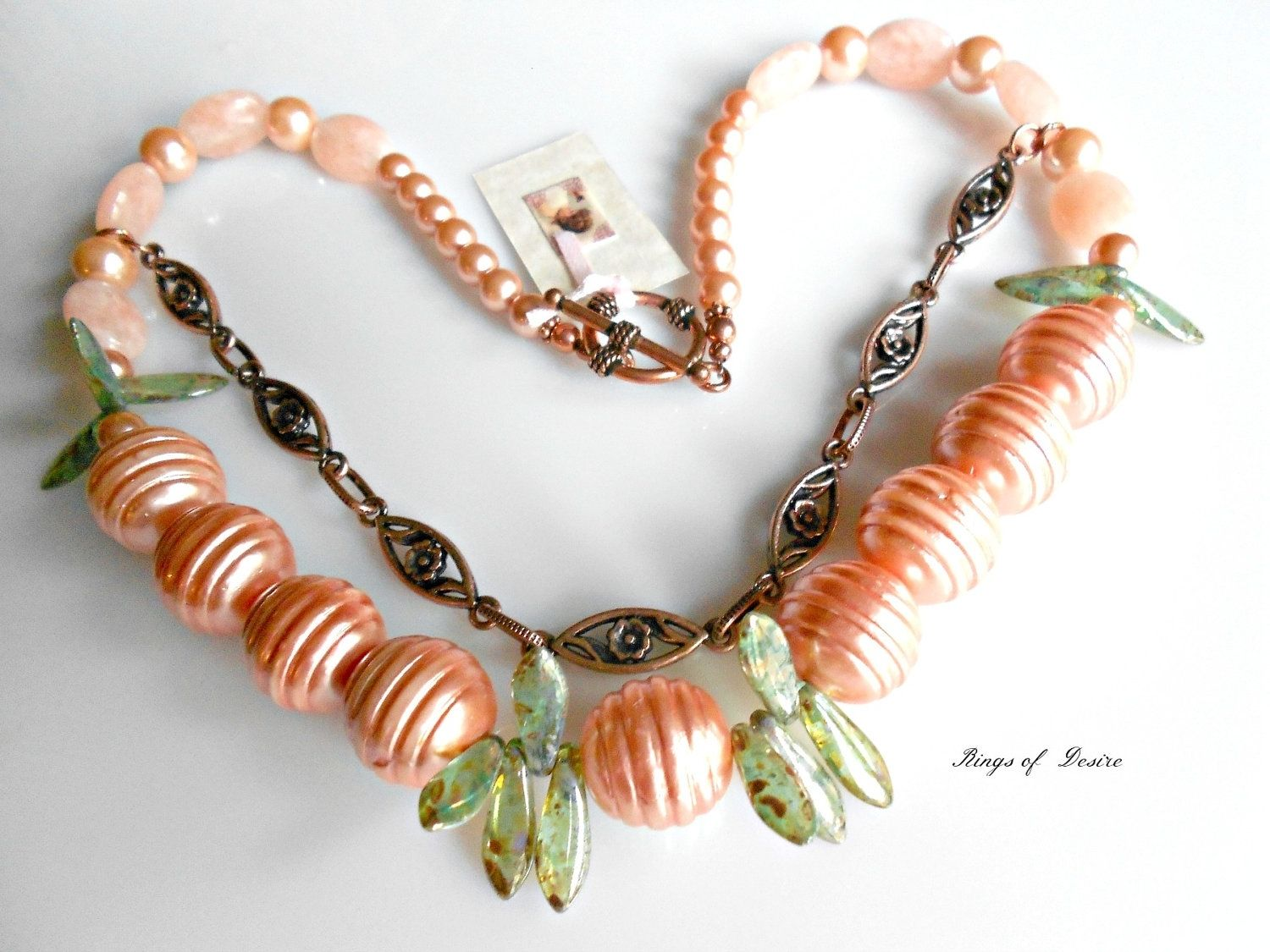 brown freshwater on pearls peach in peachpearls red two anecklace necklace vendor leather brownleather a dogs pod w podtasselnecklacethreeroundwhitefreshwaterpearls