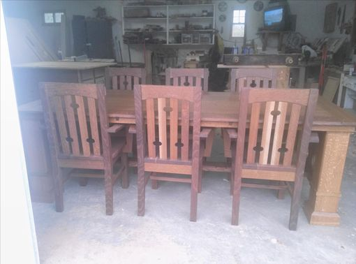 Custom Made Stickley Dining Table