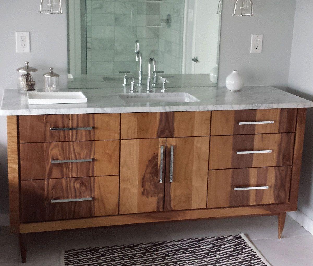 Handmade Custom Bathroom Vanities By Furniture By Phoenix