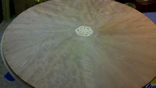 Custom Made Celtic Knot Tilt Top
