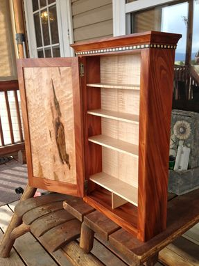 Custom Made Small Custom Cabinet