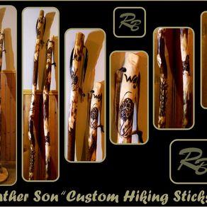 Custom Walking Sticks Custommade Com
