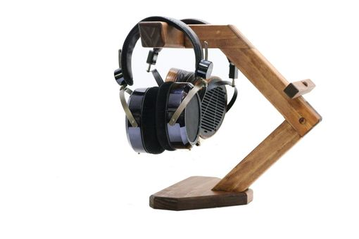 "Custom Made Headphone Stand ""Ymir"""