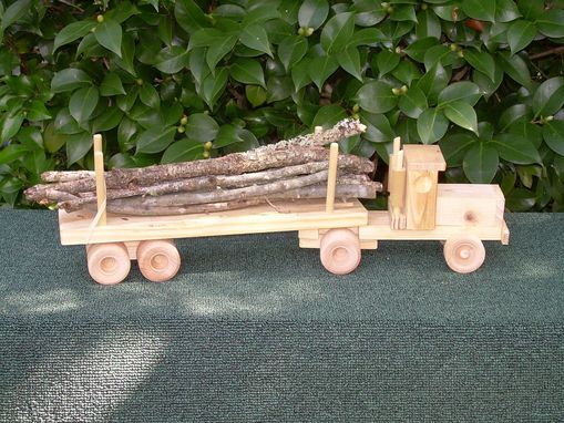 Custom Made Ozark Log Truck