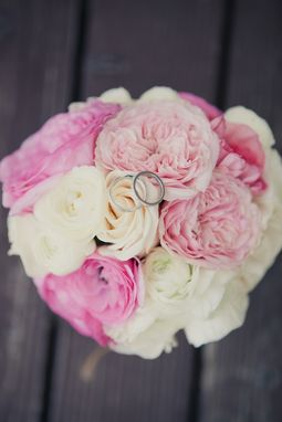 Custom Made Perfectly Pink Bridesmaid Bouquet